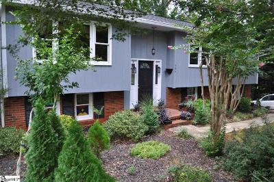 Greenville County Single Family Home For Sale: 306 Plano