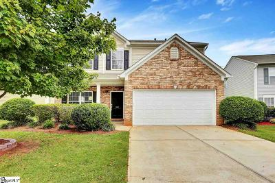 Greenville County Single Family Home Contingency Contract: 303 Chartwell
