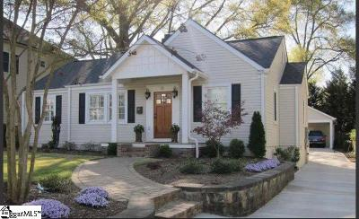 Greenville County Single Family Home For Sale: 15 Phillips