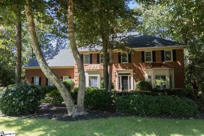 Greer Single Family Home Contingency Contract: 601 Scarborough