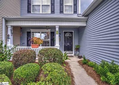 Greenville Condo/Townhouse Contingency Contract: 306 Juniper Bend