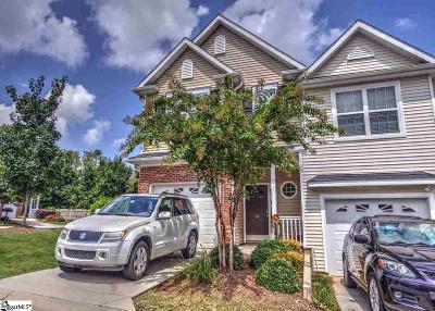 Simpsonville Condo/Townhouse Contingency Contract: 70 Bay Springs