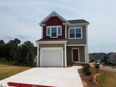 Inman Single Family Home For Sale: 116 Dunnsmore