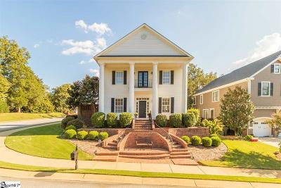 Greenville Single Family Home For Sale: 22 Lowther Hall