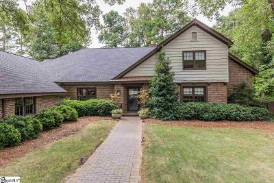 Greenville, Greer, Mauldin, Simpsonville, Travelers Rest Single Family Home For Sale: 115 Lowood
