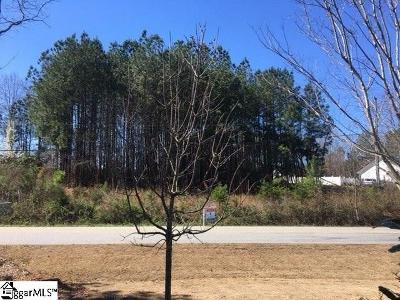 Simpsonville Residential Lots & Land Contingency Contract: 519 McKinney