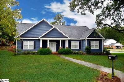 Greenville County Single Family Home Contingency Contract: 15 Stradley