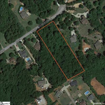 Taylors Residential Lots & Land For Sale: 8b Jesse