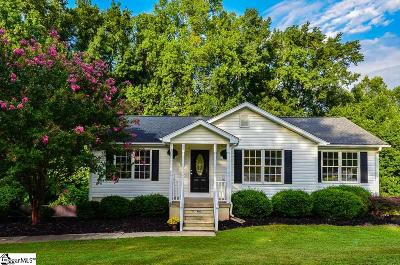 Boiling Springs Single Family Home Contingency Contract: 155 Austin Place