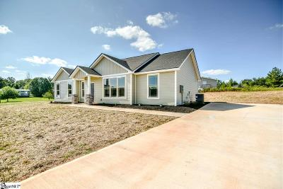 Simpsonville Single Family Home For Sale: 101 Maxine