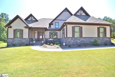 Greer Single Family Home Contingency Contract: 413 Isaqueena