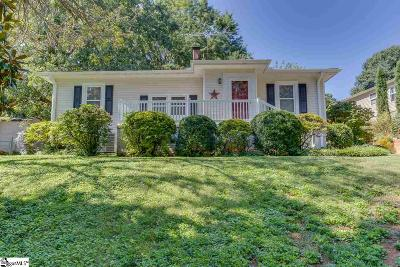Greenville County Single Family Home For Sale: 11 Kirkwood