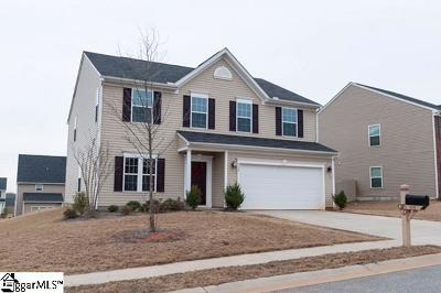 Boiling Springs Single Family Home For Sale: 115 Bridgeville