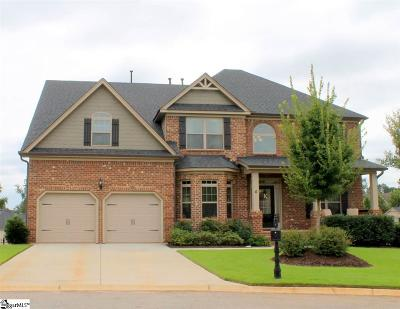 Anderson Single Family Home For Sale: 6 Tolkien