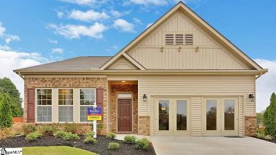 Cottages At Neely Single Family Home For Sale: 105 Evansdale