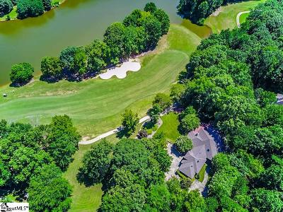 Spartanburg Single Family Home For Sale: 151 Saint Andrews
