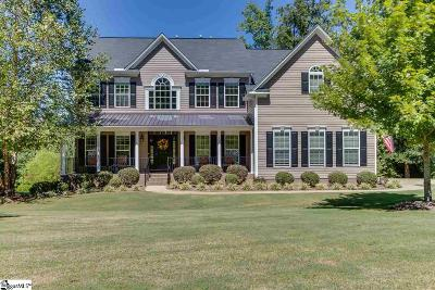 Simpsonville Single Family Home For Sale: 10 Modesto