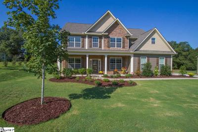Anderson Single Family Home For Sale: 109 Rolling Meadows