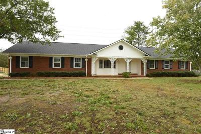Greenville County Single Family Home For Sale: 15 Tulane