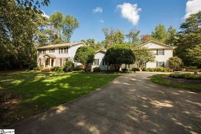 Greenville Single Family Home For Sale: 20 Rocky Creek