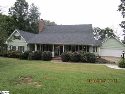 Anderson Single Family Home For Sale: 414 Ashley Downs