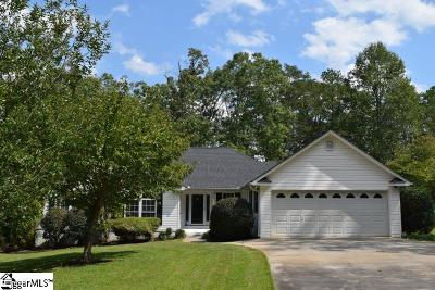 Anderson Single Family Home For Sale: 1128 Cartee