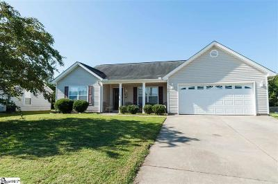 Inman Single Family Home For Sale: 907 Courtney Place