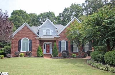 Simpsonville Single Family Home For Sale: 343 English Oak