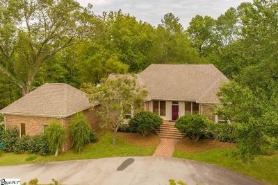 Greenville Single Family Home Contingency Contract: 10050 Old White Horse