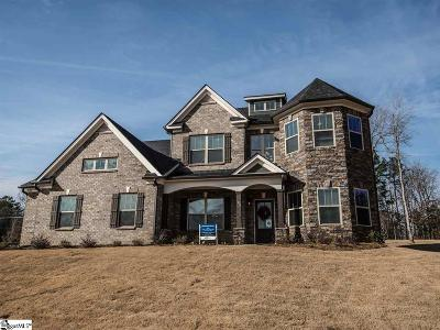 Greer Single Family Home For Sale: 423 Coleridge