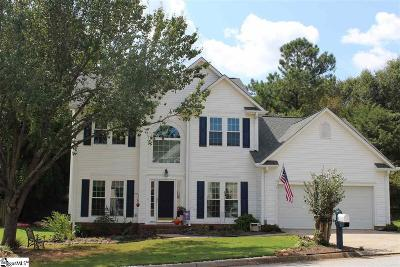 Mauldin Single Family Home Contingency Contract: 8 Fawn Ridge