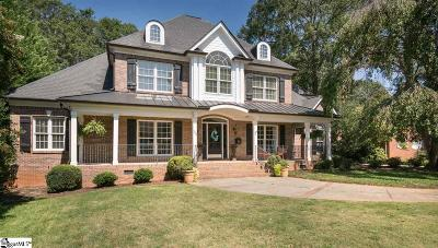 Greenville Single Family Home For Sale: 111 Mount Vista