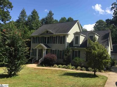 Travelers Rest Single Family Home For Sale: 335 Club
