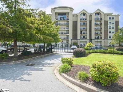 Greenville County Condo/Townhouse For Sale: 1001 S Church #unit 403