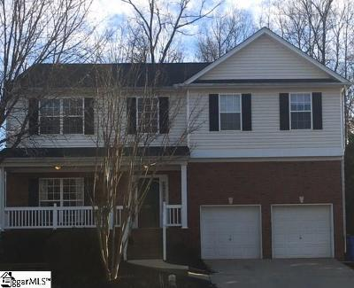 Greenville County Single Family Home For Sale: 231 Northcliff