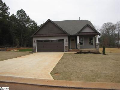 Greenville SC Single Family Home For Sale: $230,550