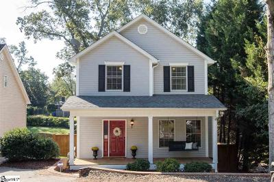Greenville County Single Family Home For Sale: 403 W Faris
