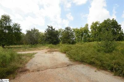 Greer Residential Lots & Land Contingency Contract: 2911 Brushy Creek