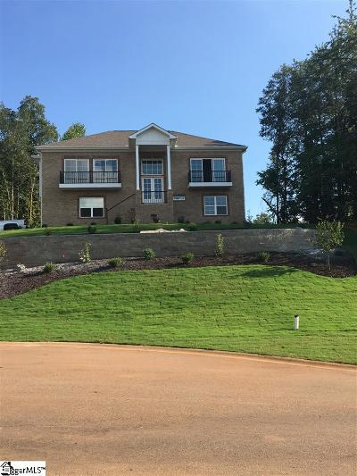 Anderson Single Family Home For Sale: 1042 Tuscany