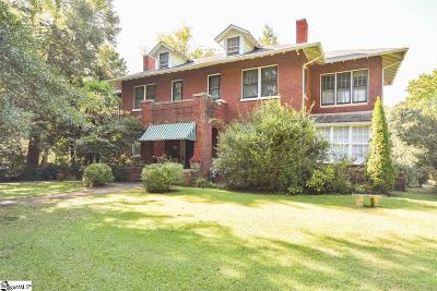 Greenville County Single Family Home Contingency Contract: 31 Clarendon
