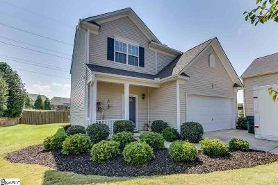 Greenville County Single Family Home Contingency Contract: 1 Scofield