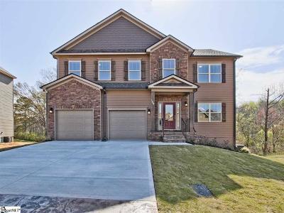 Anderson Single Family Home For Sale: 108 Jones Creek