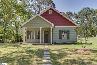 Greenville County Single Family Home For Sale: 32 Celand