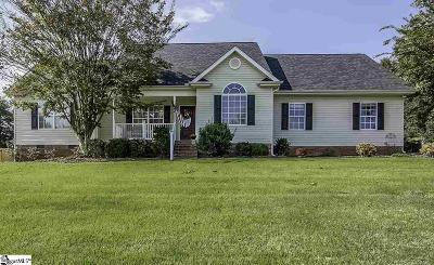 Taylors Single Family Home Contingency Contract: 102 Brook Laurel