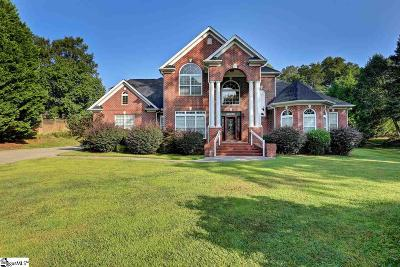Greer Single Family Home For Sale: 15 Meadow Springs