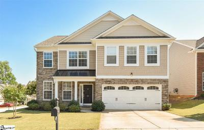 Greenville County Single Family Home For Sale: 101 Circle Grove