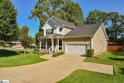 Greenville SC Single Family Home For Sale: $309,900