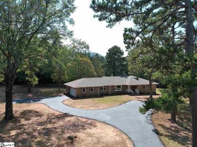 Travelers Rest Single Family Home Contingency Contract: 1026 Little Texas