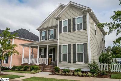 Greenville Single Family Home For Sale: 26 Hollingsworth