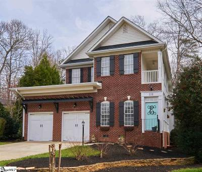 Simpsonville Single Family Home For Sale: 221 Waverly Hall